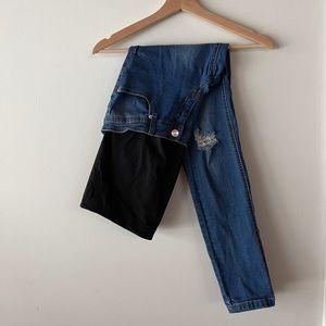 Preggo Leggings Jeans,
